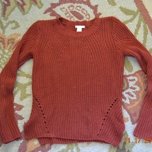 H & M sweater size Small